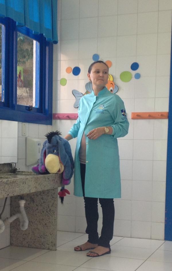 Odontopediatra Realiza Atividades No Unificado Kids